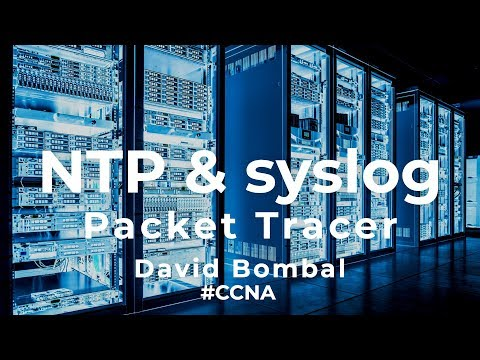 Cisco CCNA Packet Tracer Ultimate labs: NTP & syslog: Can you complete the lab?