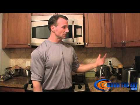 Burn The Fat Feed The Muscle Kitchen Tour by Tom Venuto
