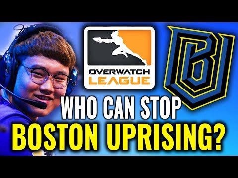 Boston Uprising Dominate Stage 3 [Overwatch League News & Highlights]