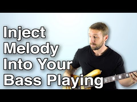 Want To Play Melodic Bass Lines and Solos? Add This Interval To Your Arsenal!