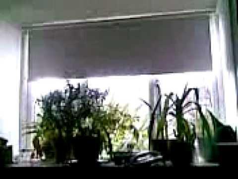 Auto Ikea Roller Blind video