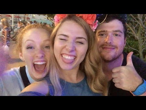 Disney Springs with YouTube Friends!! | Ever After Take Two