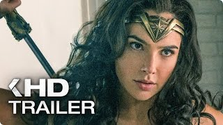 Best Movie Trailers of Comic Con (2016) Justice League, Wonder Woman…