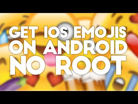 HOW TO GET IOS EMOJIS ON ANDROID |JTechCentral| NO ROOT 4K