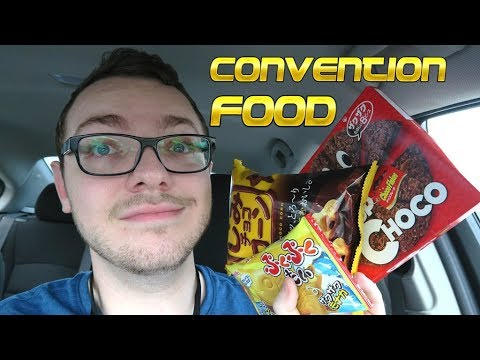 Convention Food Guide