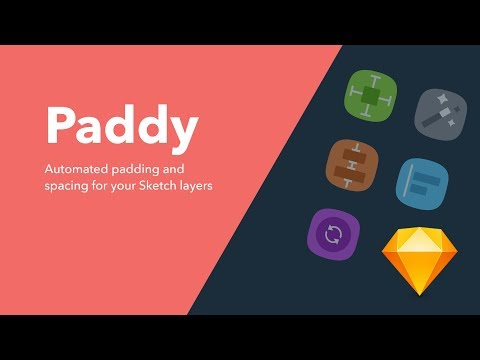 Automatic Padding Plugin for Sketch