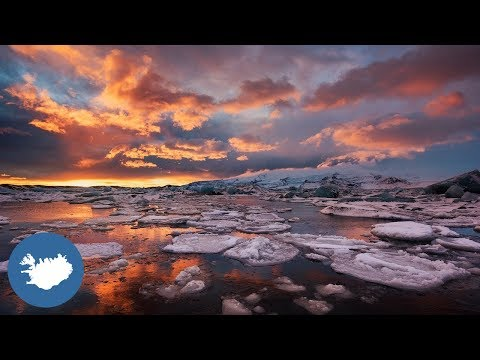 Winter Travel In Iceland - Jökulsárlón, Aurora, Ice Cave & More!