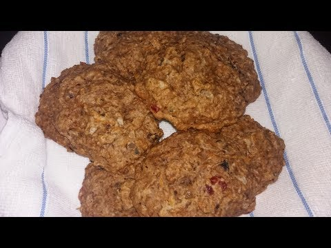 Carrot Rock Buns From Debbie Dung a yaad