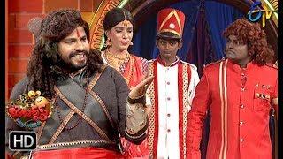 Hyper Aadi, Raising Raju Performance | Jabardasth  | 17th October 2019  | ETV Telugu