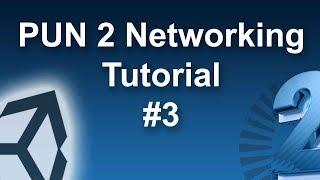 PUN 2 Unity Multiplayer Networking #2 🎓 | MMAG #10 - PakVim net HD