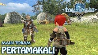 Pertamakalinya Main Toram!   Toram Online MMORPG Open World (Indonesia) Part 1