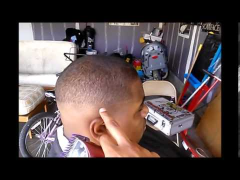 FLEXXINRUEE | how to do a bald fade step by step| tutorial |haircut