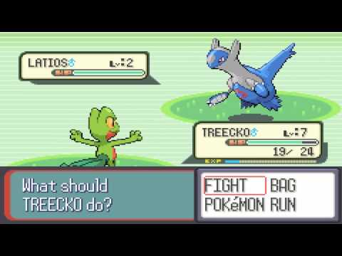 Pokémon: How to Find Latios in Sapphire - LEGIT! (Small Rate)