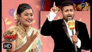 Fasak Shashi  Performance | Extra Jabardasth | 16th August 2019 | ETV Telugu