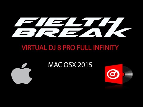 Virtual DJ 8 Pro Full Infinity MAC 2015