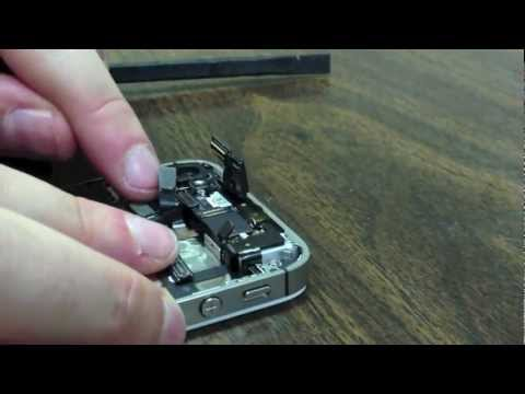 DIY repairs: how to reassemble the iPhone 4S