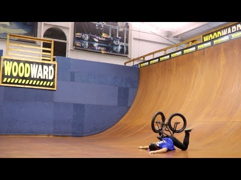 VIOLATED BY THE VERT RAMP!