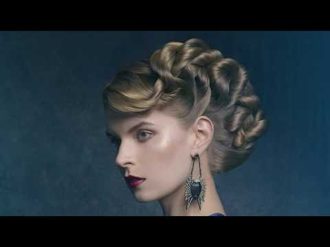 How-To Video: Twisted Rope Updo