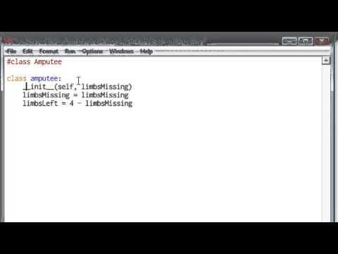 Learn Python Programming Tutorial 30 | Python Class Instantiation