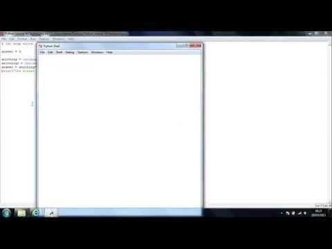 Python tutorial #9 Squaring numbers