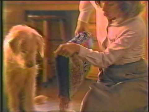 1984 MealTime dog food from KALKAN FOODS Commercial