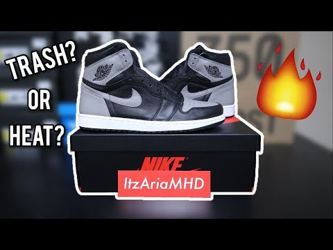 Air Jordan 1 Shadows Campout and Pickup!!! | Are These Sneakers Trash?!?!?