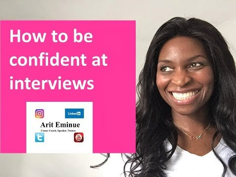Overcoming interview nerves: How to be confident at interviews