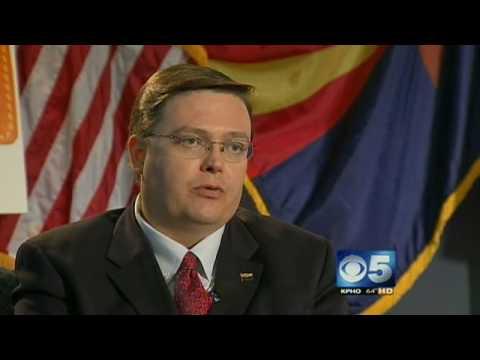 Treasurer- Arizona Maxed Out as seen on KPHO Phoenix