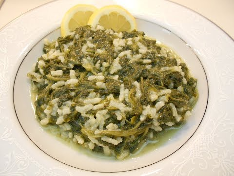 Greek Spinach Rice Recipe-Katerina Giannakopoulou-KaterinalittleKitchen Recipe 55