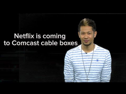 Netflix is coming to your Comcast cable box this year (CNET News)