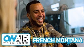 """French Montana Breaks Down """"Unforgettable"""" Lyrics 