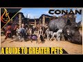Download  A Guide To Greater Pets Conan Exiles 2018 | Pet Taming Tips MP3,3GP,MP4