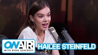 Hailee Steinfeld Reacts To Most Girls Misheard Lyrics On Air With Ryan Seacrest