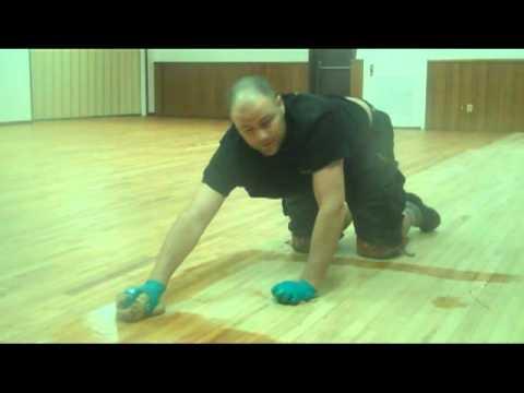 Vancouver Dustless hardwood floor refinishing