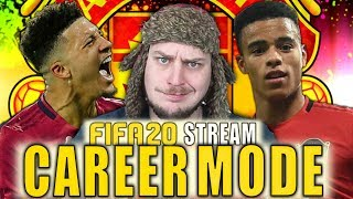 NEW SEASON | Manchester United Career Mode #49 FIFA 20 LIVE STREAM