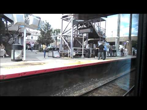 Long Island Rail Road HD: Riding Behind EMD DM30AC 517 on Train 658 From Penn Station to Northport