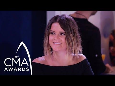 Maren Morris | 51st CMA Awards Radio Remote | CMA