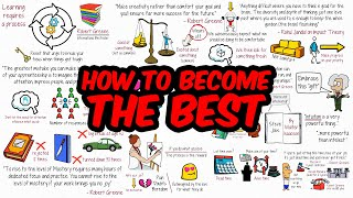 Robert Greene's 5 Rules for Becoming the Best at What You Do