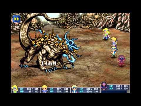 Final Fantasy VI (PC) Ultima Weapon
