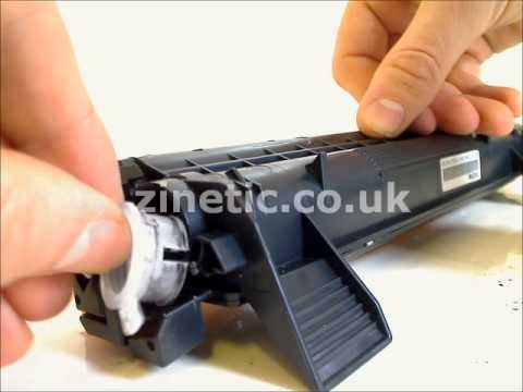 Toner refill for Brother HL 1110, HL 1112, HL 1112A, DCP 1510, DCP 1512E, MFC 1810 printers