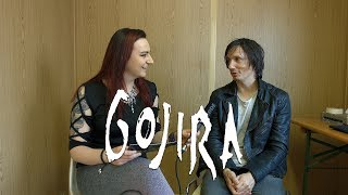 "INTERVIEW | 10 questions with ""GOJIRA"""