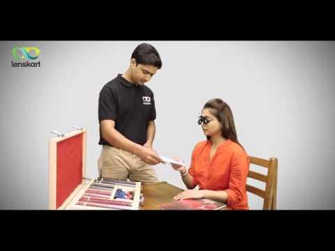 Lenskart Home Eye Check Up Experience