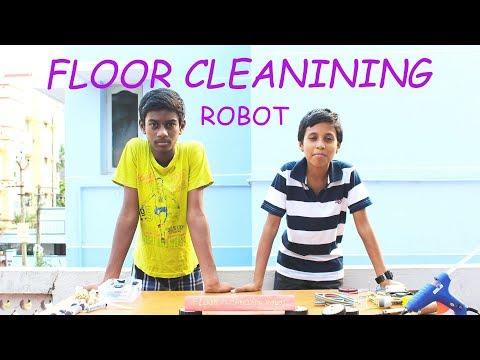 floor cleaning robot - alphian innovators