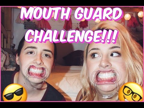 Mouth Guard Challenge!!!