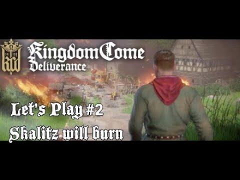 Kingdom Come Deliverance Let's Play #2