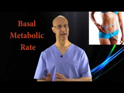 How to Use Your BMR (Basal Metabolic Rate) to Lose Weight - Dr Mandell