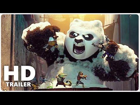 KUNG FU PANDA 3 Trailer 2  Movie 2016