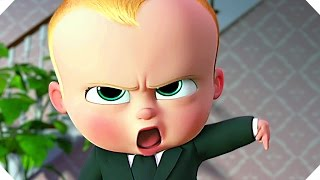 "THE BOSS BABY ""Cute Face"" Trailer Tease (Animation, 2017)"