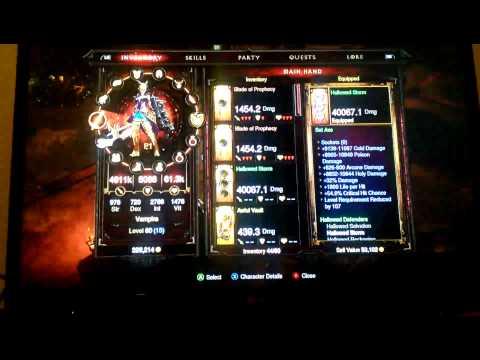 Diablo 3 item dupe glitch.The Simply way