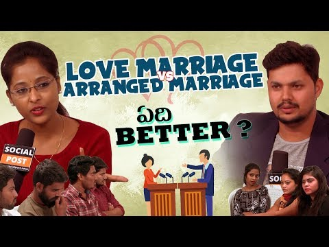 Love Marriage VS Arranged Marriage | Software Employees Debate | Socialpost